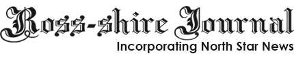 Ross-Shire Journal Logo