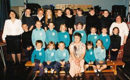 Inverasdale Primary School pupils and teachers in the 1997/98 session. Do you have a picture which you'd like to share with other readers on this page? Drop us an email to editor@rsjournal.co.uk with your picture and some background information.