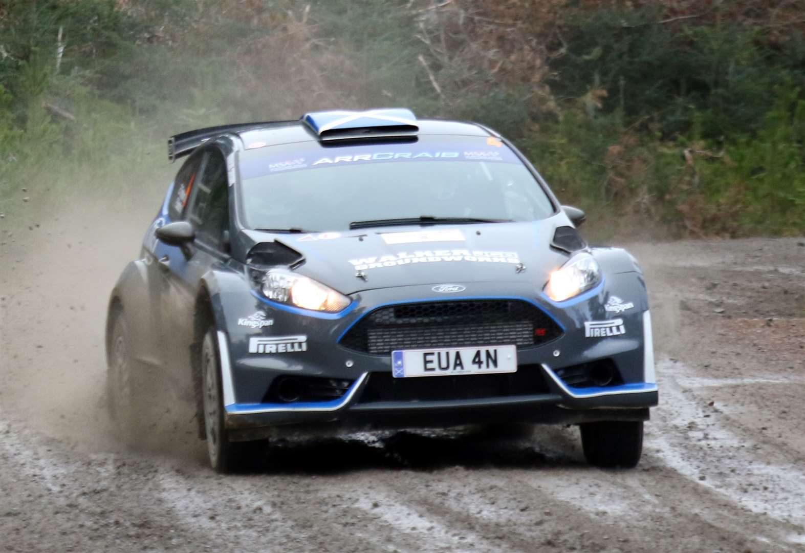 Inverness race to be moved in Scottish rally driving calendar
