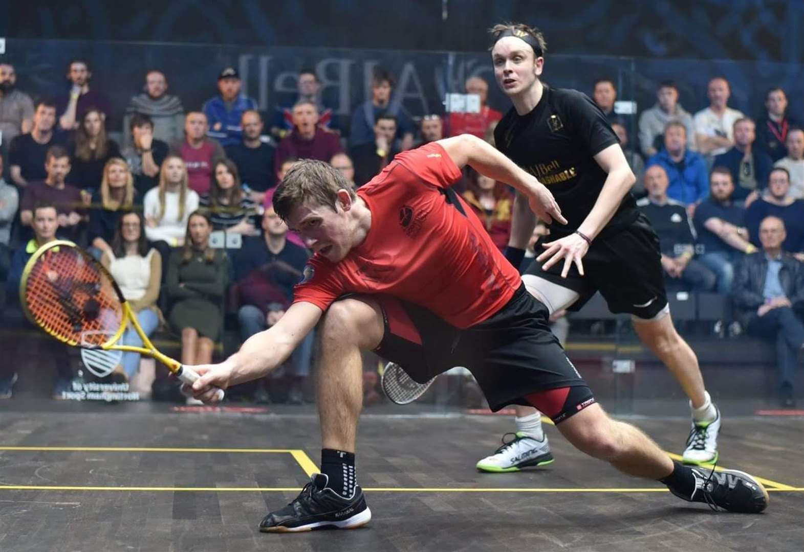 Lobban aims to become the best of British