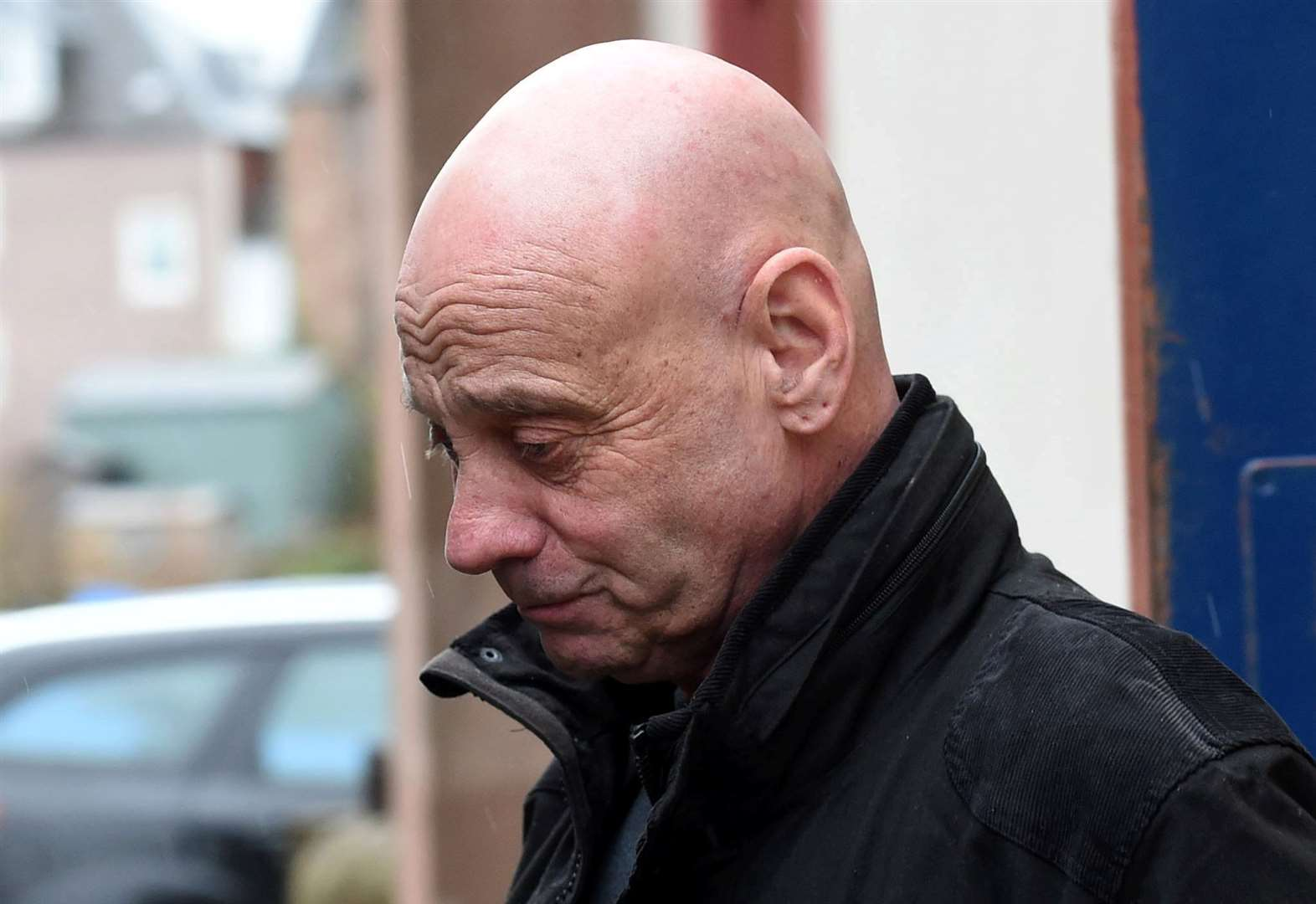 Pensioner jailed after stepping in as drugs courier to 'protect his family'