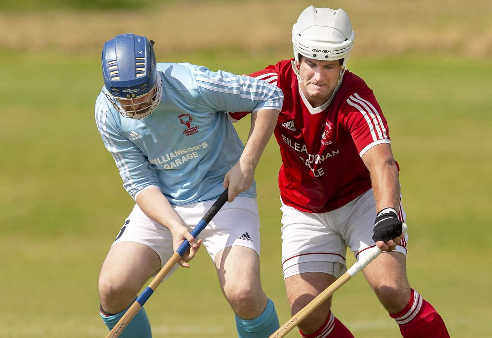 Ross shinty clubs on the road in MacTavish Cup