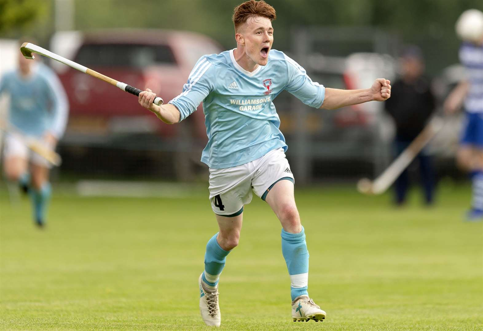 Caberfeidh trio sign for Beauly ahead of new shinty season