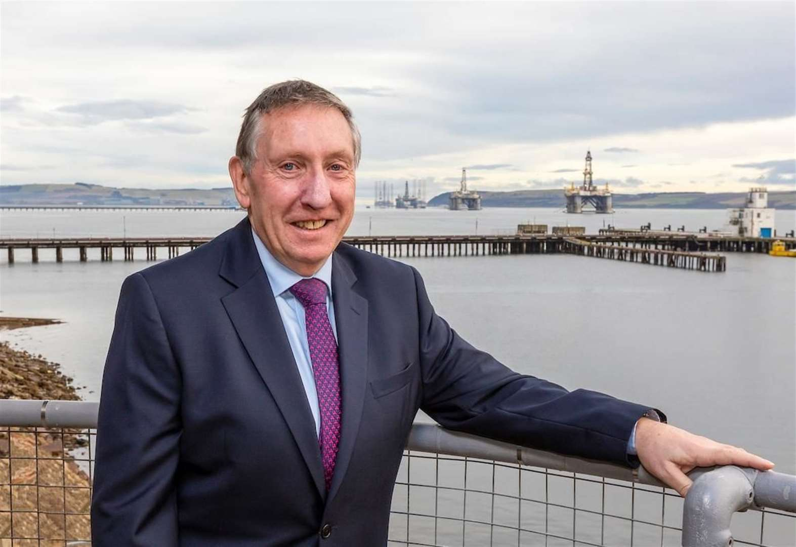 Port of Cromarty Firth appoints new chair and two new members to its board