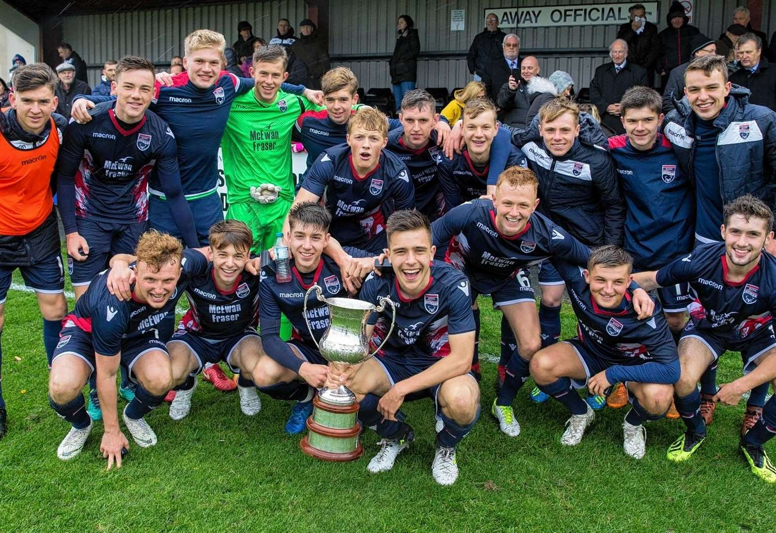 Ross County and Invergordon in North of Scotland Cup draw