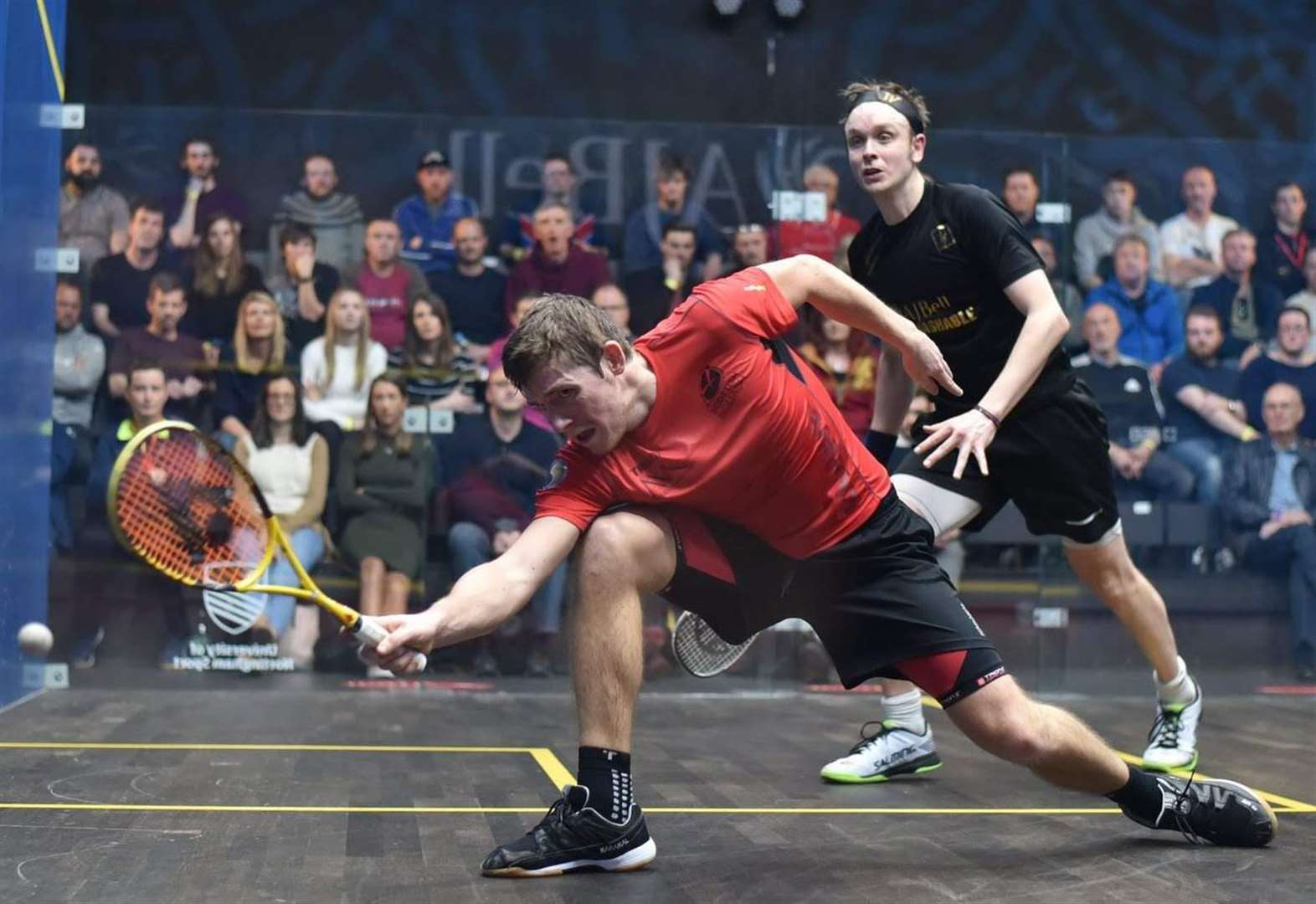 North Kessock squash star looks to become best of British.