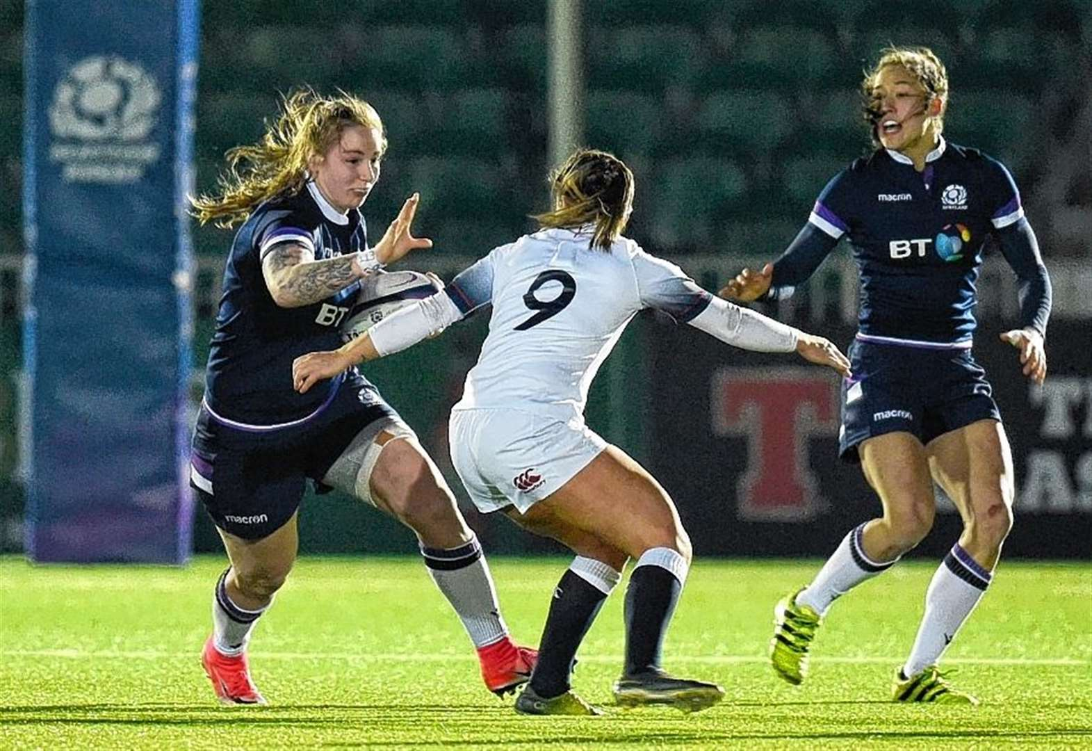 Konkel receives new professional contract from Scottish Rugby