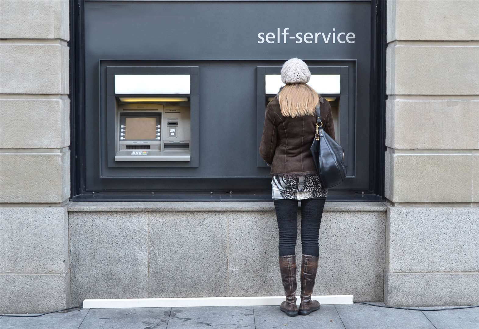 Action 'is needed' on ATMs, Ross MP warns