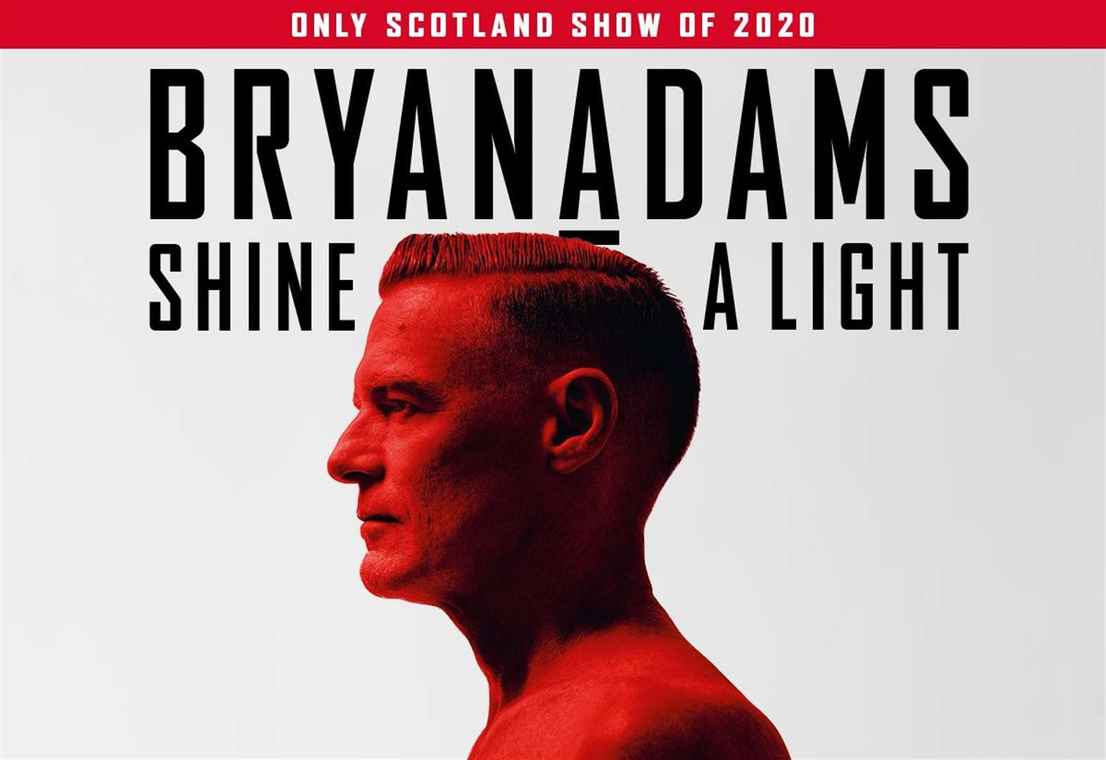 Bryan Adams heads to the P&J Live