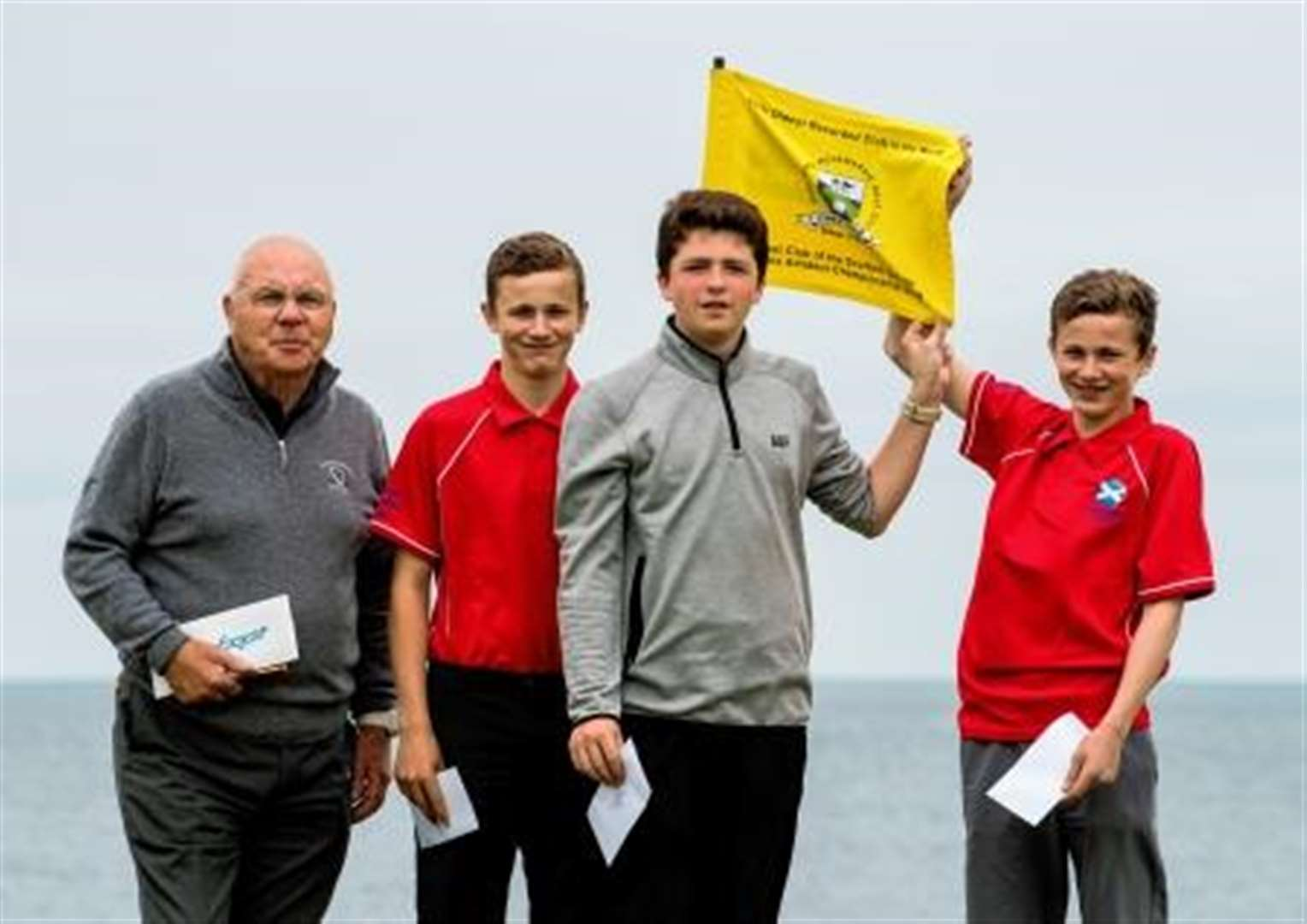 Muir of Ord juniors make their mark at golf tourney