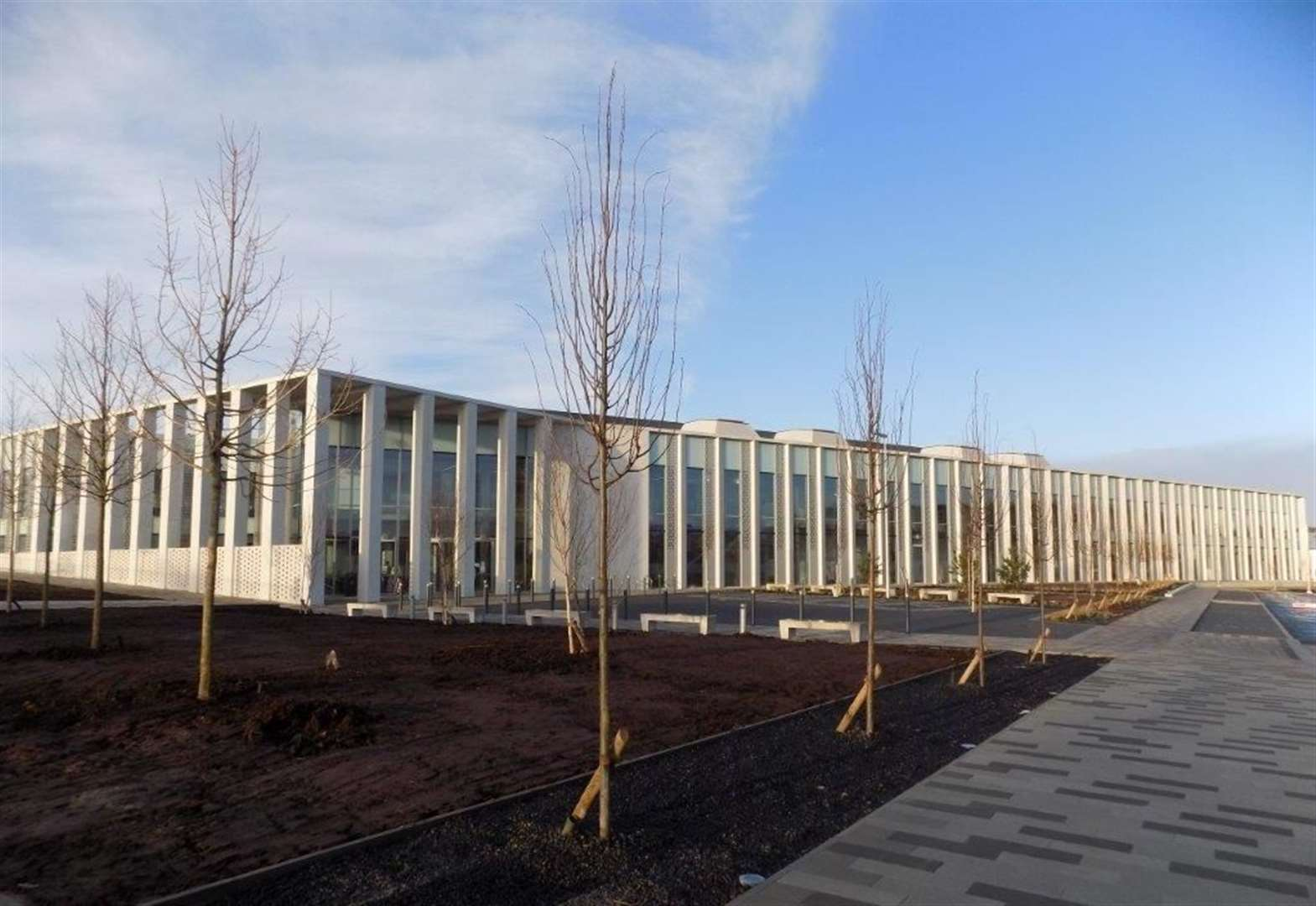 See inside the Inverness Justice Centre which opened today