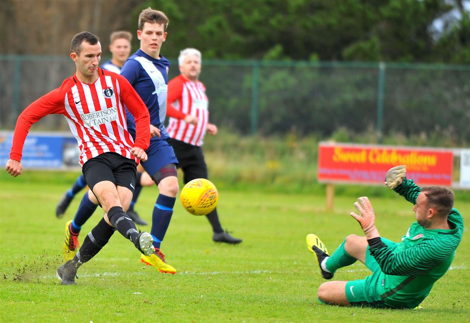 Golspie take bragging rights over Saints ahead of cup final