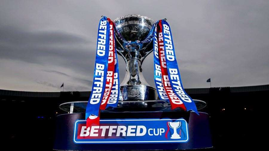 The draw for the group stages of the Betfred Cup will take place tomorrow.