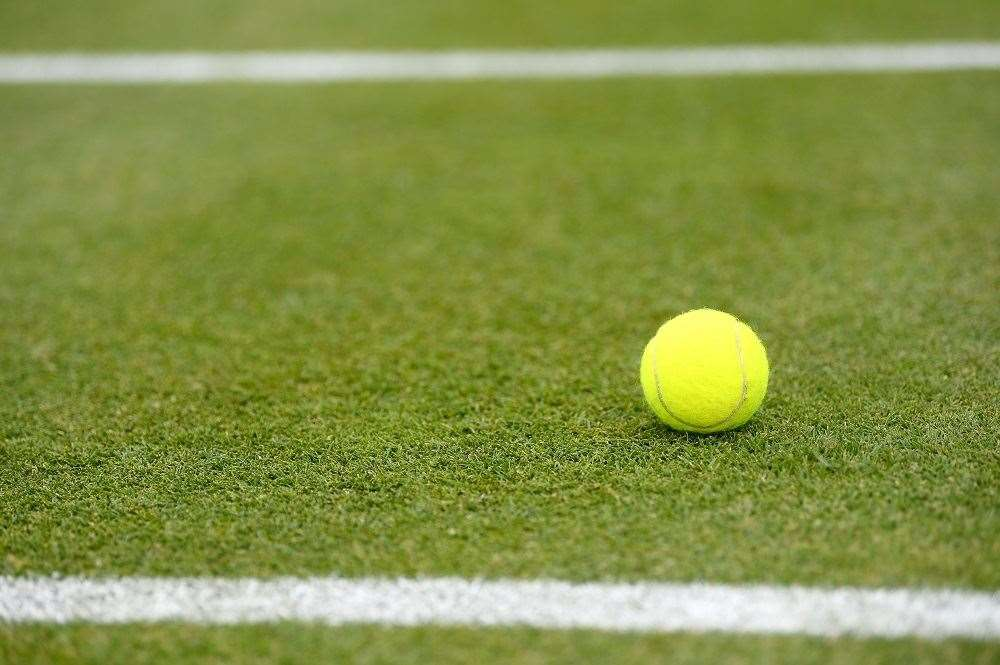 Tennis is one of the sports expected to be given the green light to resume first.