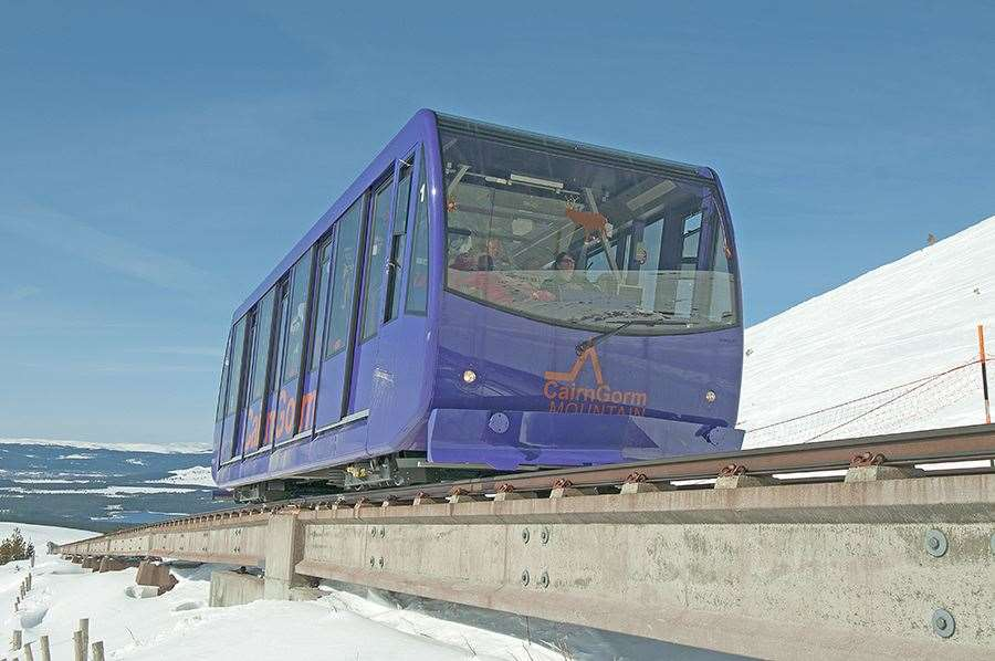 The funicular has been closed since September 2018 because of concerns about the integrity of the concrete pillars and bearings carrying the two kilometres of track.