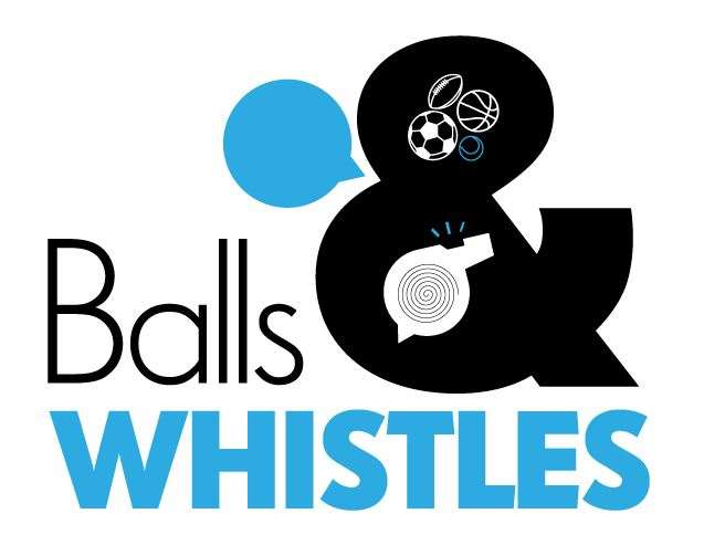 Listen to a new episode of Balls & Whistles now.