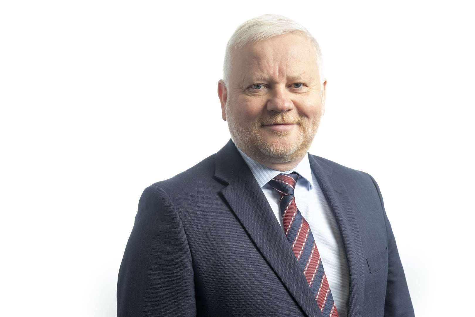 SSE Renewables managing diretor Jim Smith.