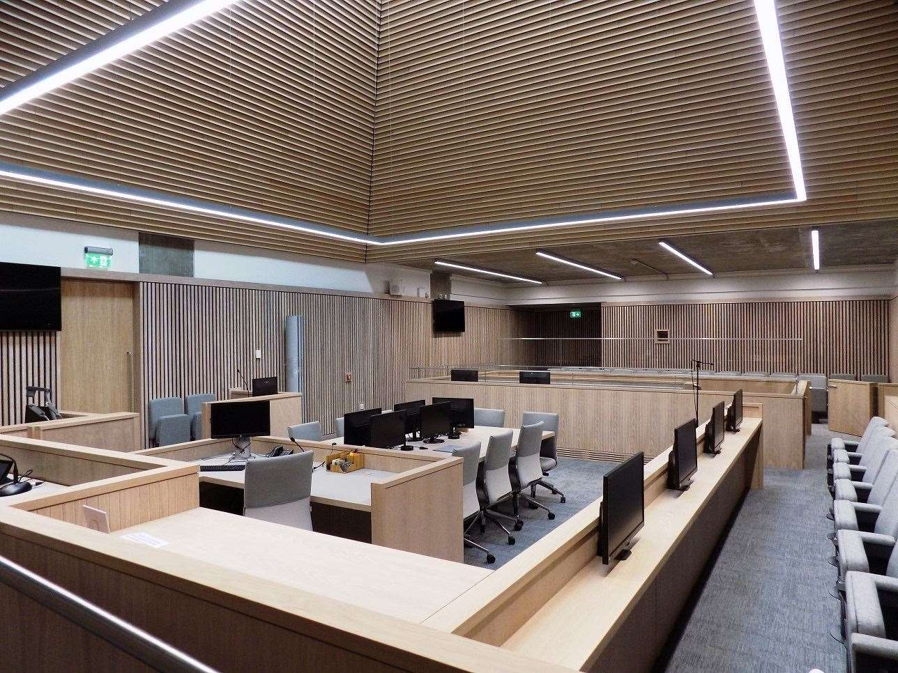 Inverness Sheriff Court.
