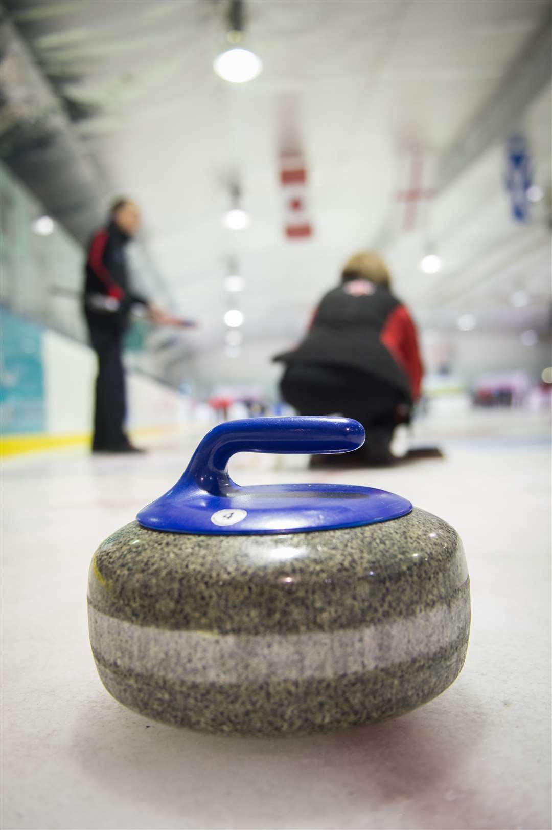 The 53rd Annual Week of International Curling at the Inverness Ice Centre....Picture: Callum Mackay. Image No. 043400.