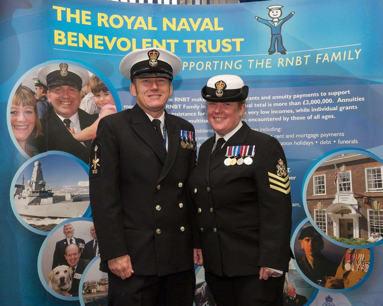 The Royal Naval Benevolent Trust