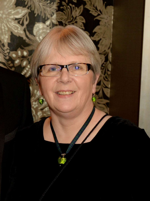Jane Cumming, regional chairwoman of the SCDI.